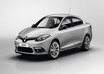 New Renault Fluence images surfaced