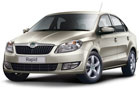 Buy Skoda Rapid and get a Fabia free!