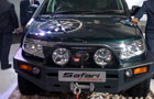 Tata Safari Storm at Auto Expo 2012