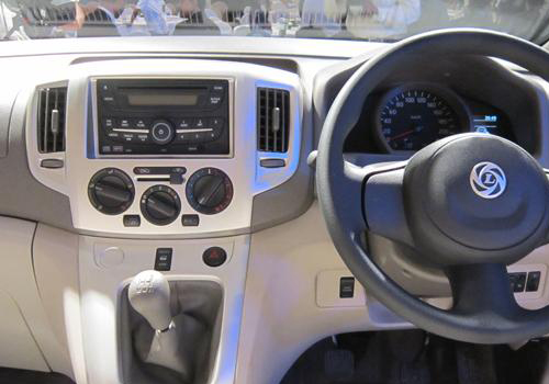 Ashok Leyland Stile Stereo Interior Picture