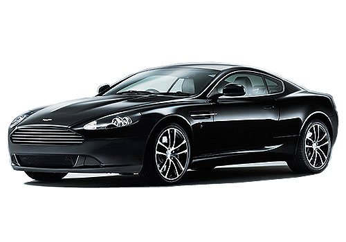 Aston Martin DB9 Front Angle View Exterior Picture