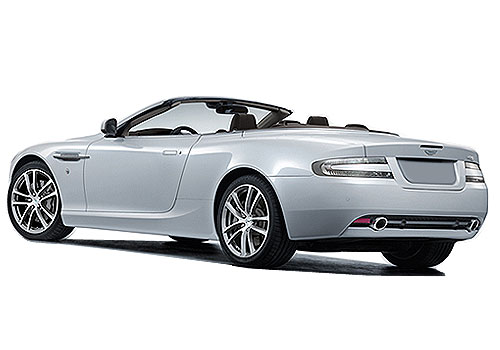 Aston Martin DB9 Cross Side View Exterior Picture
