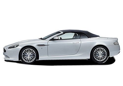 Aston Martin DB9 Front Angle Side View Exterior Picture