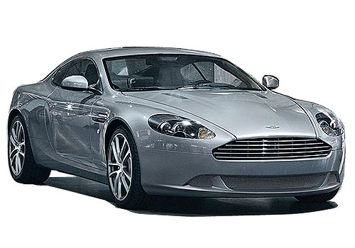 Aston Martin DB9 Front Low Angle View Exterior Picture