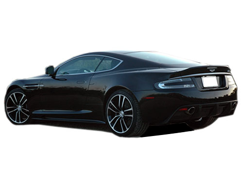 Aston Martin DBS Cross Side View Exterior Picture