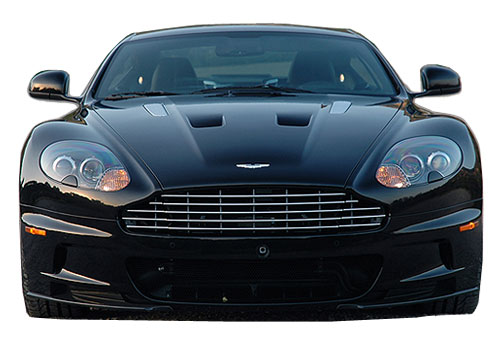 Aston Martin DBS Front View Exterior Picture