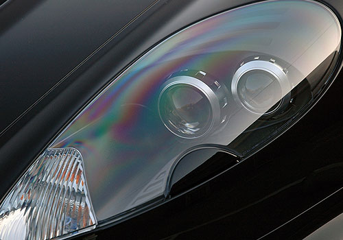 Aston Martin DBS Headlight Exterior Picture