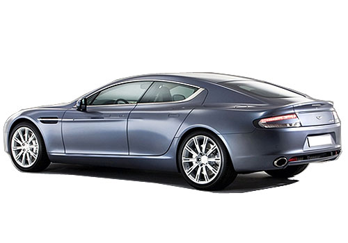 Aston Martin Rapide Cross Side View Exterior Picture