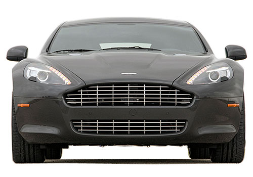 Aston Martin Rapide Front View Exterior Picture
