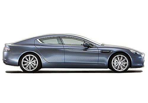 Aston Martin Rapide Side Medium View Exterior Picture