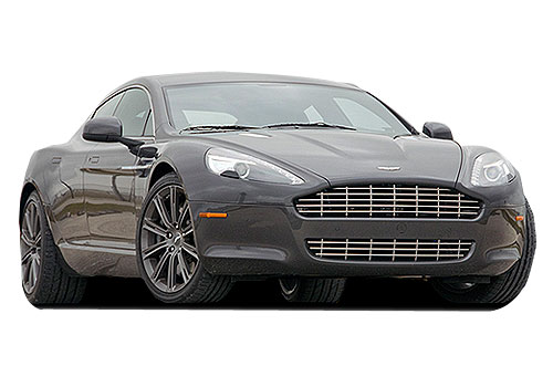 Aston Martin Rapide Front Low Angle View Exterior Picture