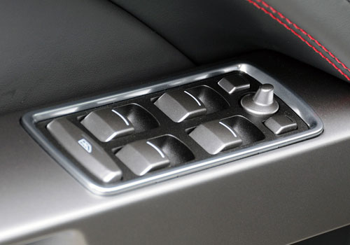 Aston Martin Rapide Driver Side Door Control Interior Picture