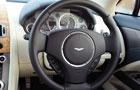 Aston Martin Rapide Steering Wheel Picture