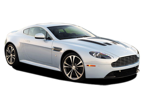 Aston Martin V12 Vantage Front Side View Exterior Picture