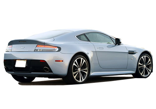 Aston Martin V12 Vantage Cross Side View Exterior Picture