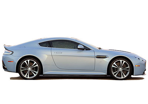 Aston Martin V12 Vantage Side Medium View Exterior Picture