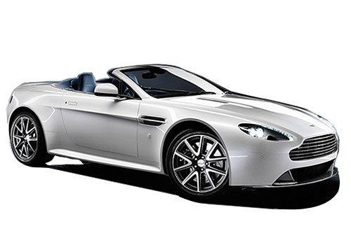 Aston Martin V8 Vantage S Front Side View Exterior Picture