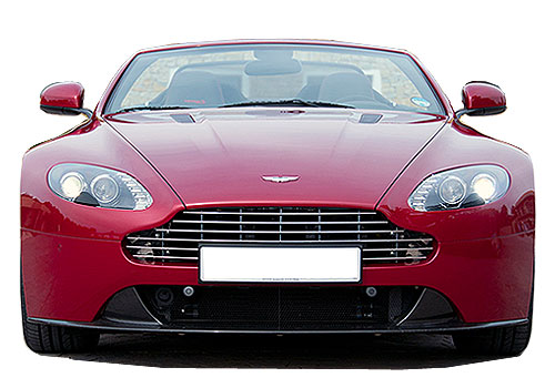 Aston Martin V8 Vantage S Front View Exterior Picture