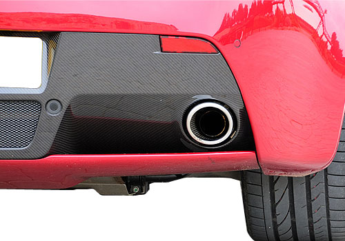 Aston Martin V8 Vantage S Exhaust Pipe Exterior Picture