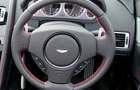 Aston Martin V8 Vantage S Steering Wheel Picture