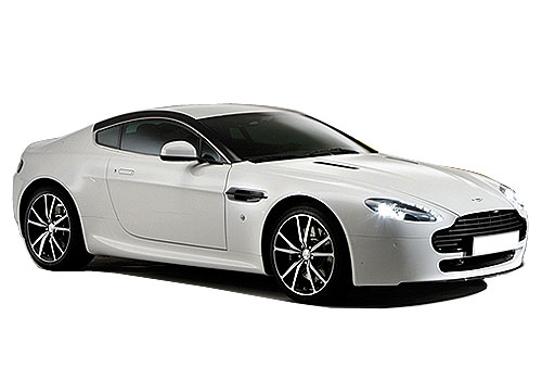 Aston Martin V8 Vantage Front Side View Exterior Picture