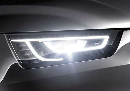 Audi A1 Headlight Exterior Picture