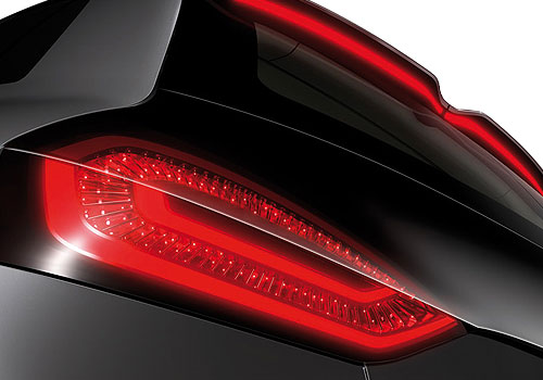Audi A1 Tail Light Exterior Picture