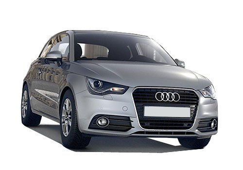 Audi A1 Front Low Angle View Exterior Picture