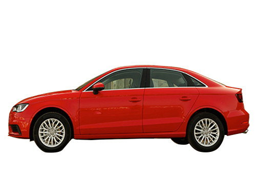Audi A3 Front Angle Side View Exterior Picture