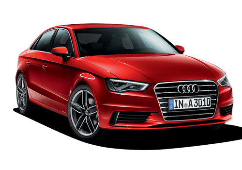 Audi A3 Front Low Angle View Exterior Picture