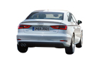 Audi A3 Rear View Picture
