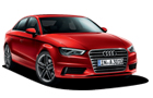 Audi A3 Front Low Angle View Picture