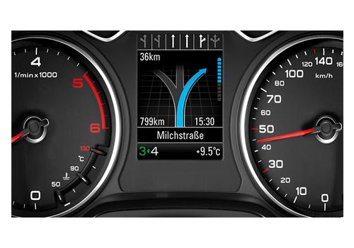 Audi A3 Tachometer