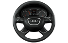 Audi A3 Steering Wheel Picture