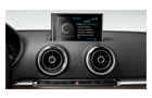 Audi A3 Front AC Controls Picture
