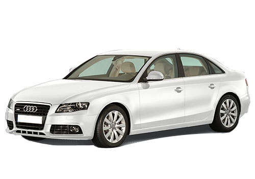 Audi A4 Front Angle View Exterior Picture