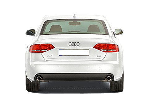 Audi A4 Rear View Exterior Picture