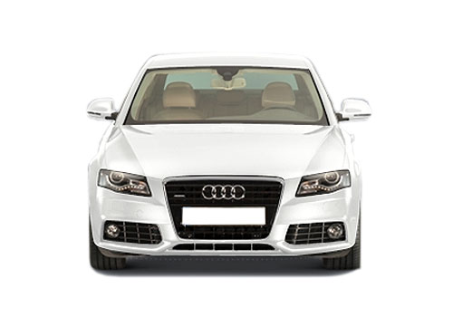 Audi A4 Front View Picture