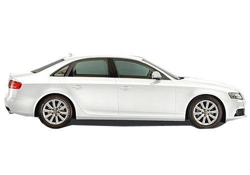 Audi A4 Side Medium View Exterior Picture