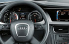 Audi A4 Steering Wheel Picture