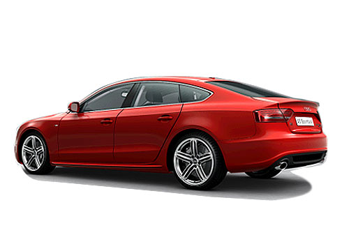 Audi A5 Cross Side View Exterior Picture