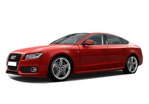 Audi A5 Front Angle Low Wide Exterior Picture