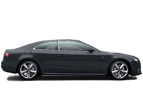 Audi A5 Side Medium View Exterior Picture