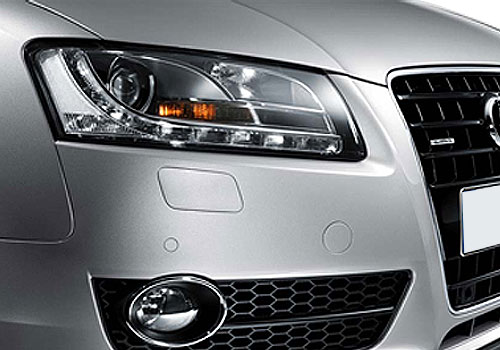 Audi A5 Headlight Exterior Picture