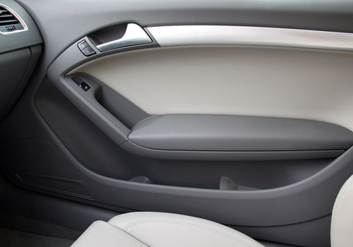 Audi A5 Driver Side Door Control Interior Picture
