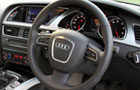Audi A5 Steering Wheel Picture