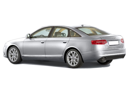 Audi A6 Cross Side View Exterior Picture