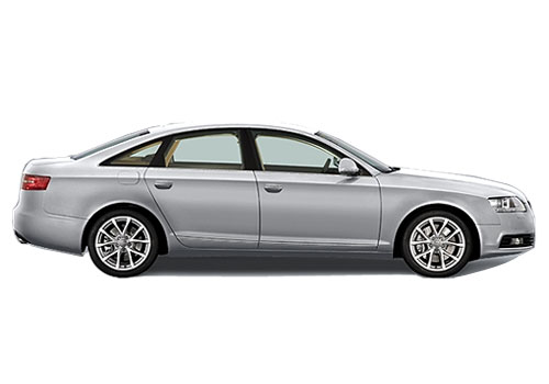 Audi A6 Side Medium View Exterior Picture