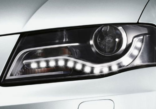 Audi A6 Headlight Exterior Picture