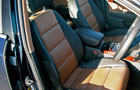 Audi A6 Front Seats Picture